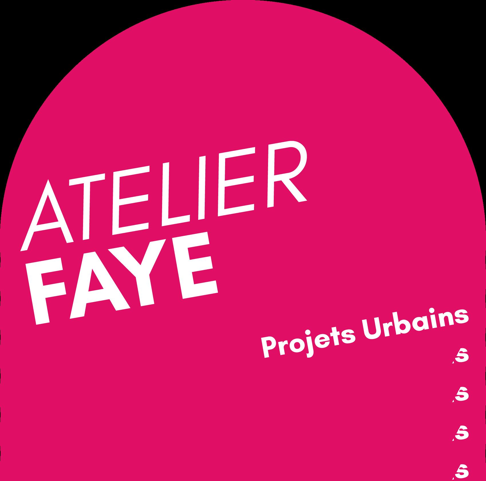 Logotype Atelier Faye - Etudes et conseils aux collectivités territoriales